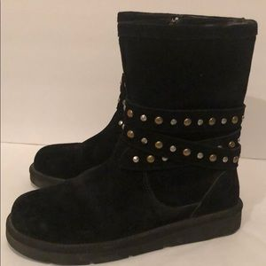 UGG Clovis Studded Booties (8)